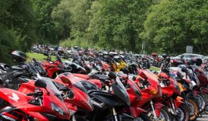 Drenthe blijft de motorprovincie van Nederland