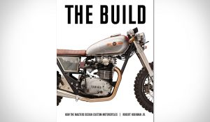 The Build is een vet boek over custom motor bikes