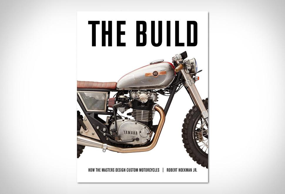 The Build is een vet boek over custom motor bikes