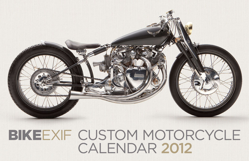 Bike EXIF Cafe racer, scrambler, custom cycles