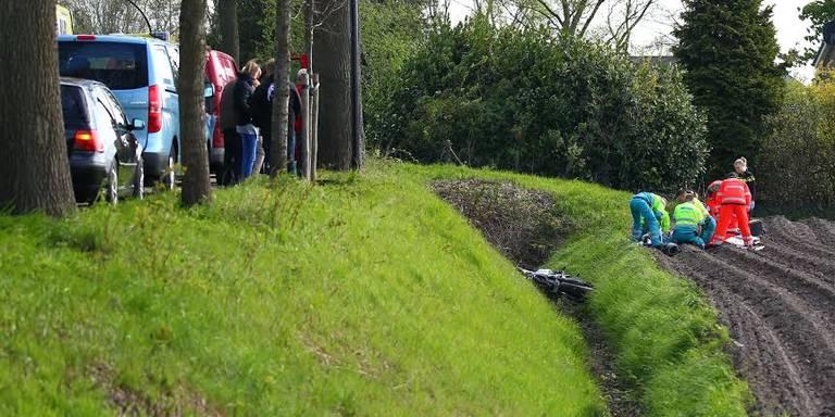 Motorrijder komt om het leven bij ongeval in Wedde