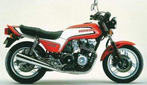Honda CB900 F – beter dan de zescilinder