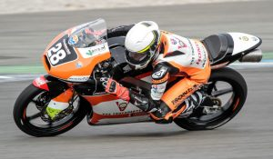 Punten voor Faber in Junior-WK Moto3 op Estoril