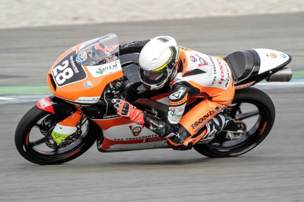 Punten voor Faber in Junior-WK Moto3 op Estoril