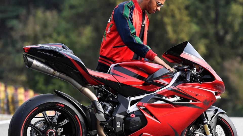 Hamilton ontwikkelde eigen superbike