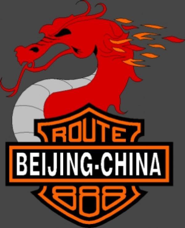 Op de Harley naar Peking!