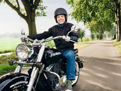 Motorverzekering vanaf € 2,- per maand