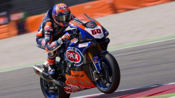Van der Mark vervanger Rossi