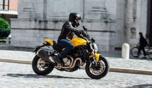 2018 Ducati Monster 821 vernieuwd