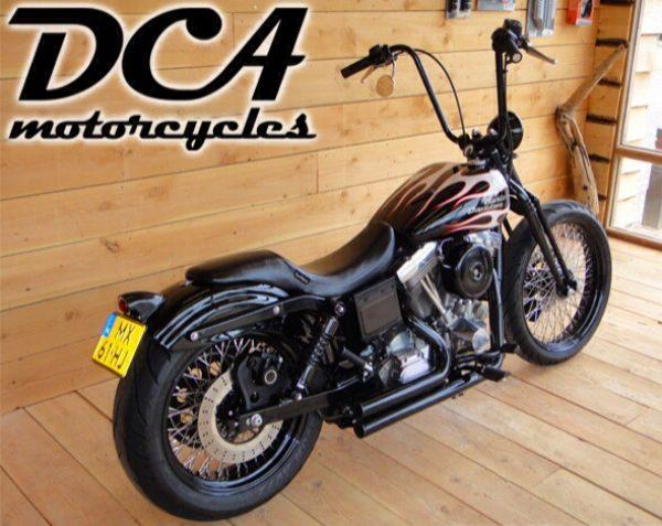 DCA Motorcycles Helmond