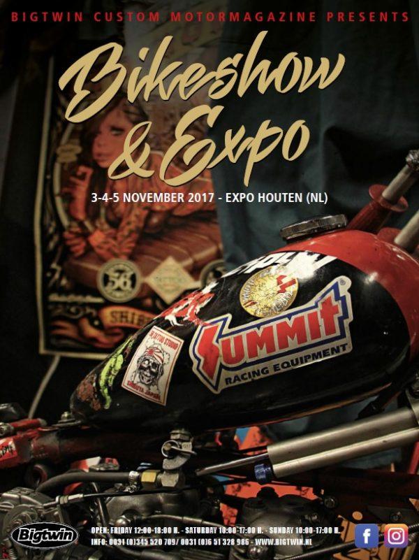 Bigtwin Bikeshow en Expo