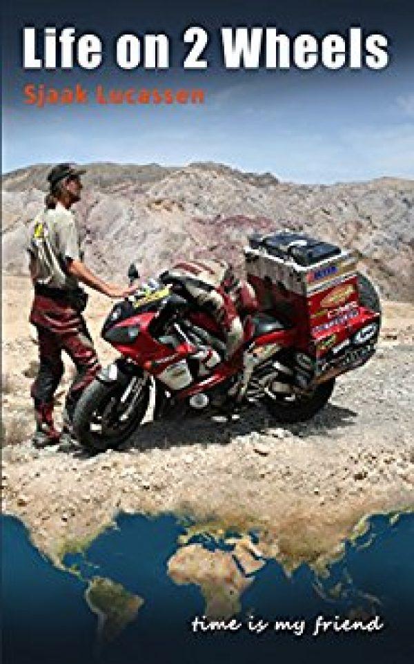 R1 Sjaak. Een wereldreis op een Yamaha R1