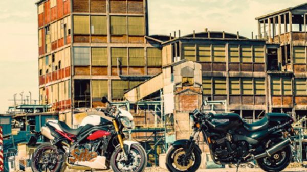 20 Jaar Triumph Speed Triple